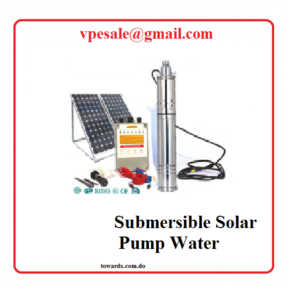 Submersible Solar Pump Water