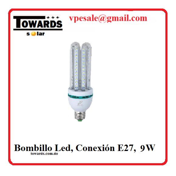 bombillo led towards 9w