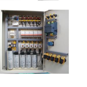 Capacitores industriales para corregir factor potencia