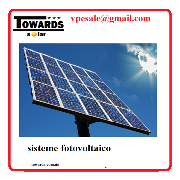 towards Sistemas Solares Fotovoltaicos