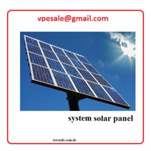system solar panel