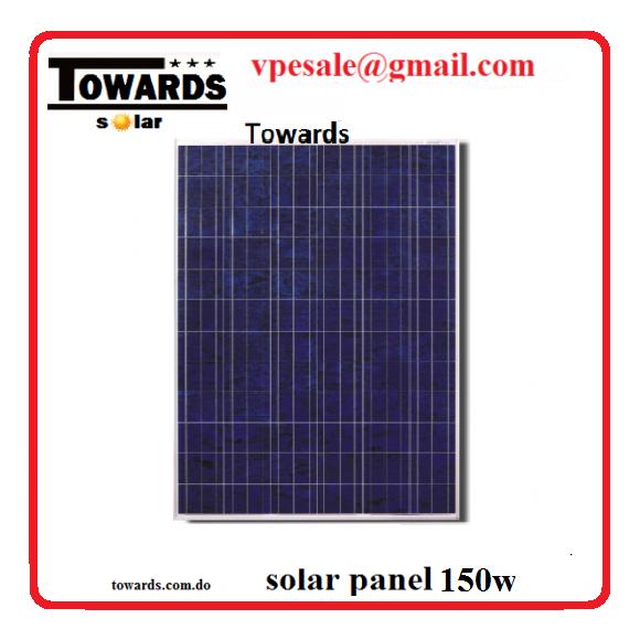 panel solar 150w 250w 300w