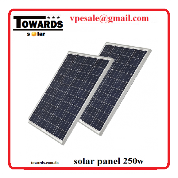 panel solar towards 300w