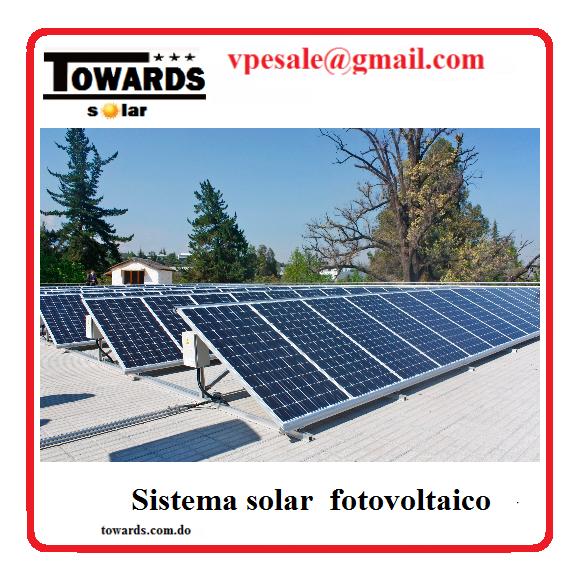 towards sistema solar fotovoitaico paneles solare 25w 300w