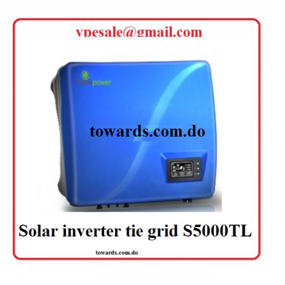 solar fotovoltaico S5000TL inversor